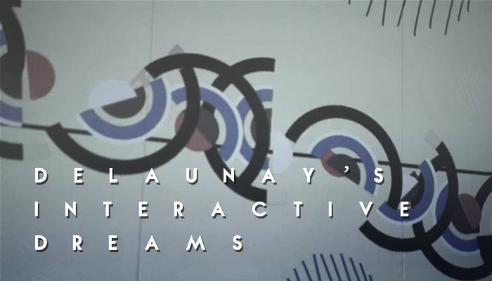 Delaunay's Interactive Dreams