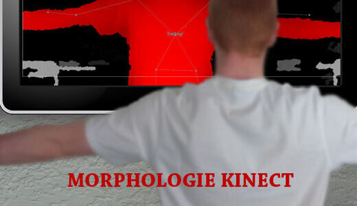 Morphologie Kinect