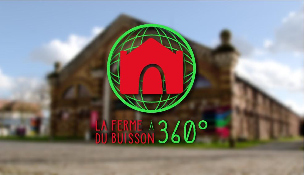 Visite 360° Ferme du Buisson