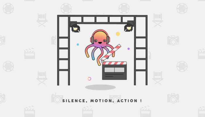 Silence Motion Action !