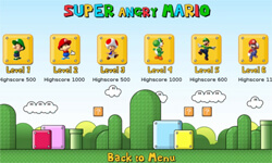 Super Angry Mario